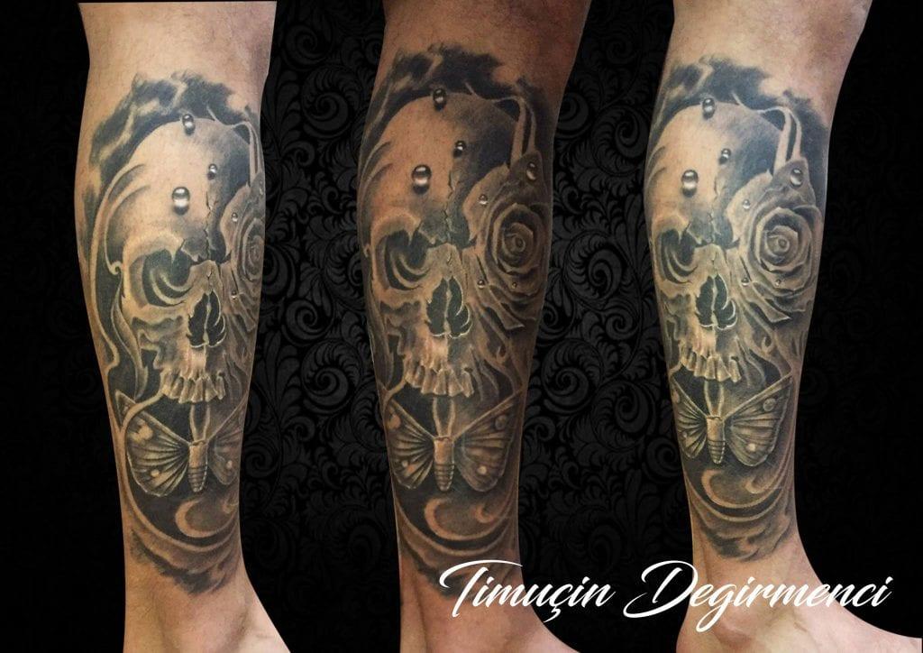 Dövme Tasarım Çalışması