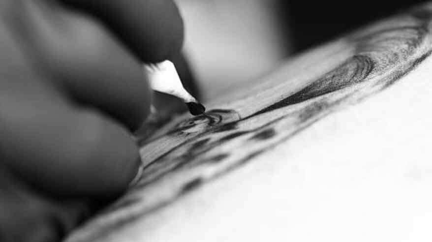Çizim Yeteneğine Sahip Dövmeciler