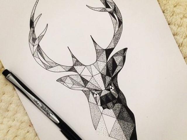 geometrik-geyik-dovmesi-geometrik-dovme-modelleri-min