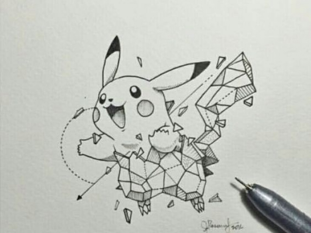 geometrik-pikachu-dovmesi-geometrik-dovme-modelleri-min