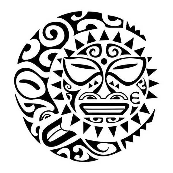maori-ay-gunes-dovme-modeli