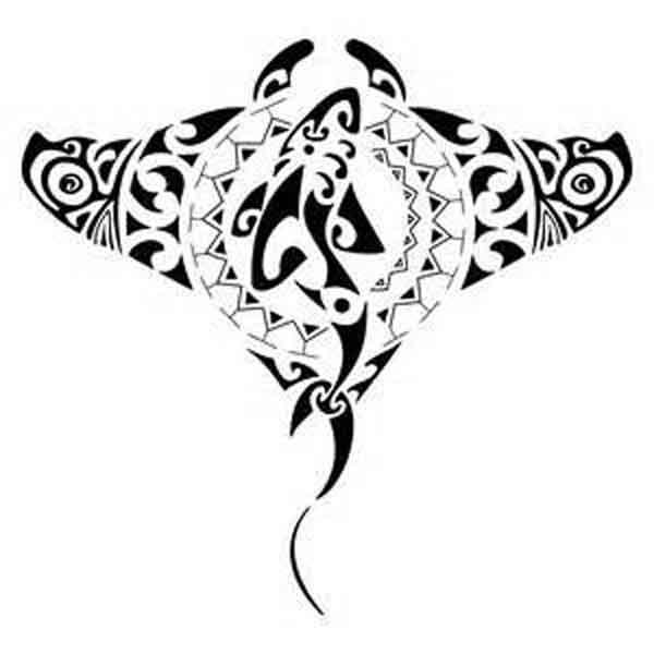 maori-deniz-canlilari-dovmeleri