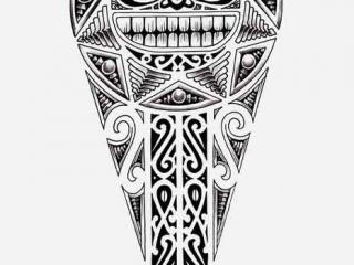 maori-kol-omuz-dovme-modeli