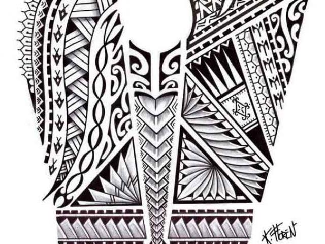 maori-sirt-dovme-modeli-kaplama