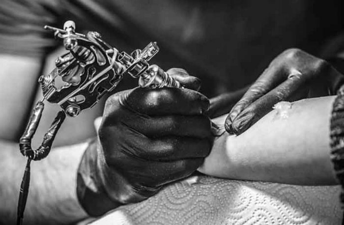 Solmuş Dövme Düzeltme